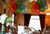Party Ideas / by Holly's Favorites