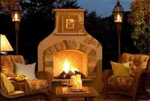Cozy Fireplaces / by Holly's Favorites