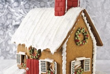 Gingerbread Houses!! / by Holly's Favorites