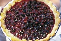 Pies, tarts, cobblers, etc. / - A Slice of Heaven on Earth / by Marty Roggenbaum