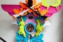 Time / by david bromstad