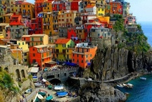 mentre in Italia / Italy bucket list / by Hilary Baril