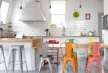 Kitchen / by Magdalena Kuziemska