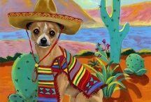 Chihuahua! / by Josée La Rochelle