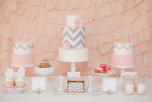 Party/Shower Ideas / Cute ideas or inspiration for future parties or showers! / by Courtney