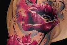 Tattoo Designs / by Kelly Huntley Schick