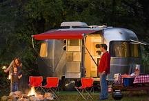 Cool Campers/Caravans / by Kathe Shout