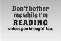 Books read/to read / by Pamela Frechette