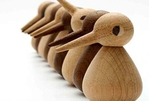 Wooden Toys / by Mie Ohhashi