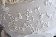 cake art / by Pamela Frechette