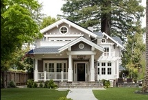 Home Exterior // Love / by Pillow Thought