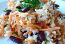 Brown Rice Luv.... / by Kelly Huntley Schick