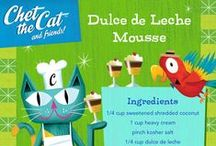 Café Chet - Recipes and More! / Welcome to Café Chet! A yummy adventure  awaits you! / by Educational Insights