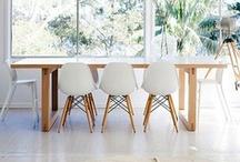 White Floors My Dream Floors / by Aracely Coronado
