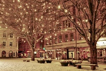 Sparkly Twinkly Places and Things / by Aracely Coronado