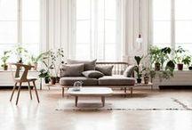 home // living / // live here \\  / by Stephanie Ward