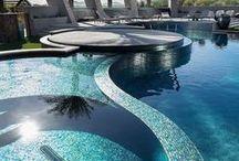 ♥ Great Pools & Patio ♥ / by Wendel Lewis