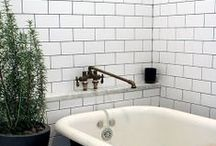 h o m e // bath / // relax + ready \\  / by Stephanie Ward