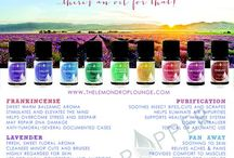 Essential Oils / by Rosie Ross