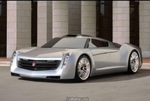 CONCEPT VEHICLES / by Richard Rurka