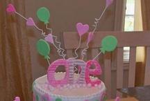 McKenna's 1st Birthday Ideas / by Mickie Stroud