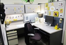Cubical Decor / by Nicolle