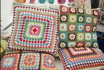 crochet ~ cushions / by The Patchwork Heart
