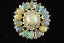 Moonstones and Opals / by Lorian Bruce