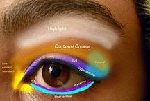 MAKEUP *how to EYES* / by FatLip 76