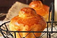 bread / by RickNancy Toves