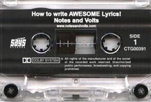Geekery / by Notes and Volts