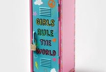 Dream Locker / School supplies for the fashionable minds. / by Claire's Stores