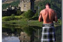 Scottish - Kilted / by Kelly Wright