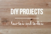 DIY projects / by AprilTara Studio