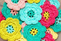 yarn art / Crochet & Knit...mostly crochet...and I know how to do neither  / by Lorrie McKey