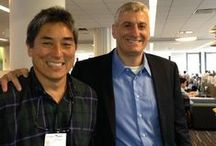 Friends of Guy  / People that I've met all over the world / by Guy Kawasaki