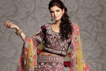 Fashion Designer Clothing / To every girl who wants to appear Royal to people. / by Craftsvilla.com