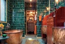 THE BATHROOM BEAUTIFUL / by Dawn Neill
