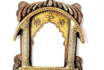 Photo Frames & Mirrors / Check out some really cool photo frames and mirrors picked from across the globe. / by Craftsvilla.com