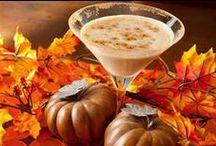 Fabulous Fall~Food & Drinks / by Kayla Nelson