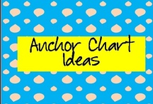 Anchor Chart Ideas / by A Teacher's Idea