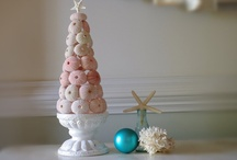 Coastal Christmas Entertaining/Table / Ho, ho, ho! Coastal Christmas Entertaining and Table pieces from our family of Sally Lee by the Sea, LLC's sponsors.   Support these small businesses this Holiday Season!  http://nauticalcottageblog.com/coastal-design/holiday-gift-guide-for-the-coastal-lifestyle/ / by Sally Lee by the Sea, LLC