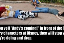 Disney With My Littles / For planning the big surprise! / by Amy Gourley-Myers