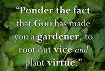 Gardening / by Joyce Dupont