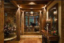 Interior Design Ideas / by MARIE Dunn