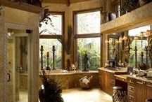Interior Design - Bathrooms / by MARIE Dunn