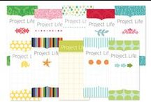 Project Life / Project life free printables scrapbooking  / by Emily Pearce