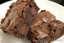 Good Eats- Brownies  / Brownies & Bar Cookies / by Lara Streck