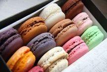 Good Eats- Macaron / French macarons / by Lara Streck