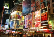 All the World's a Stage / Musicals, Comedies, and dramas I have seen. (Shakespeare and opera are on their own board). I love live theater...I have seen most of these locally a few years after they left Broadway, but they were well done. I have seen a few in New York, London, San Francisco, and Los Angeles over the years. I am grateful to have been alive during the years musical theater has been  popular...also have enjoyed the movie version of many of these musicals.  / by Becky Johns